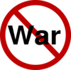 No War Clip Art