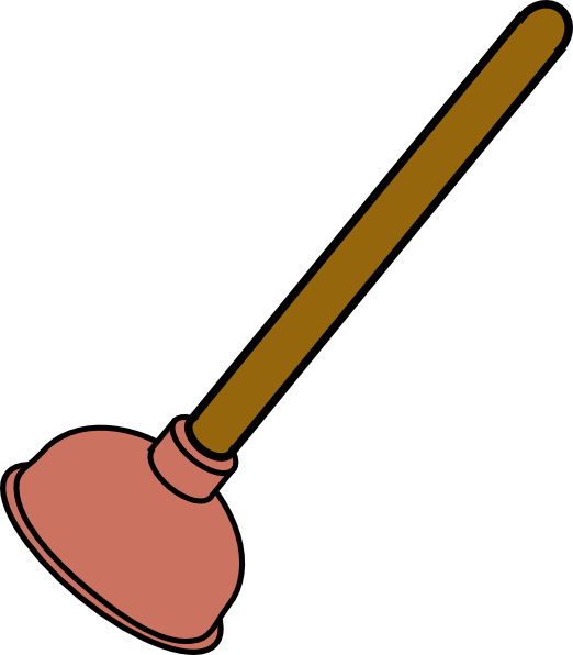 Image result for TOILET PLUNGER CARTOON