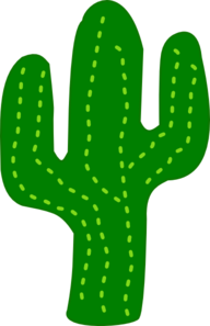 cactus clip art at clker com vector clip art online royalty free rh clker com cactus clip art black and white cactus clipart image