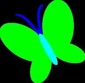 Green Butterflies Clipart | www.pixshark.com - Images ...