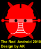 Red Android Clip Art