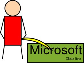 Piss On Microsoft Clip Art