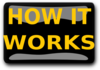 How It Works Black Clip Art