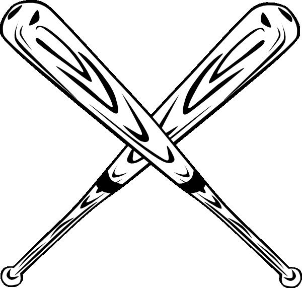 wooden bats clip art at clker com vector clip art online royalty rh clker com Baseball Bat Vector Crossed Bats Vector Art