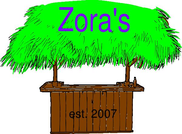 zora s tiki bar clip art at clker com vector clip art Beach Clip Art Bar Clip Art