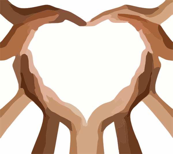 Loving Hearts Living Hands Clip Art at Clker.com - vector ...