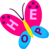 Hope Butterfly Clip Art