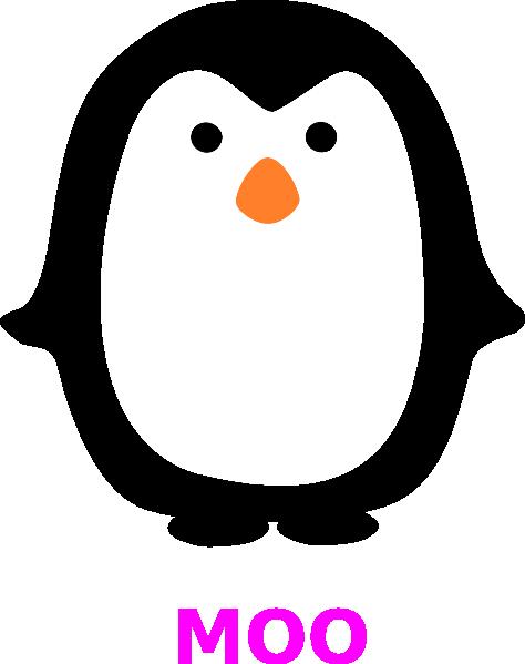 cartoon penguin clip art at clker com vector clip art online rh clker com clipart penguin chick clip art penguins in love