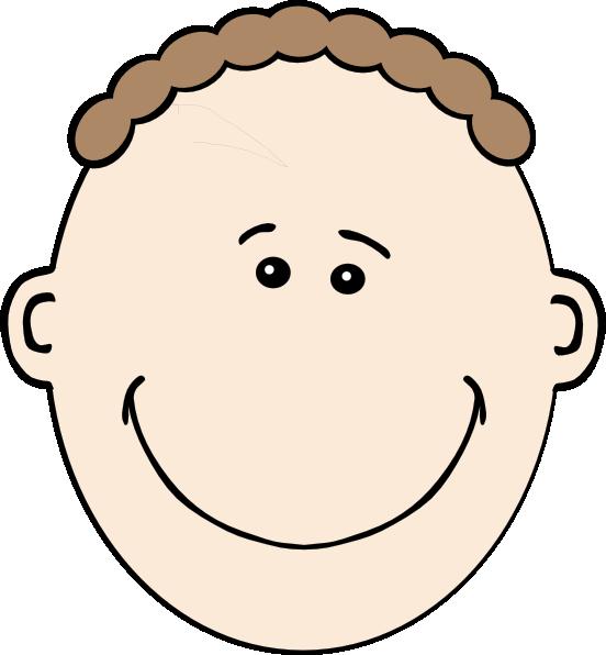 Man Face Clip Art at Clker.com - vector clip art online ...