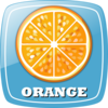 Orange Fruit Icon Clip Art