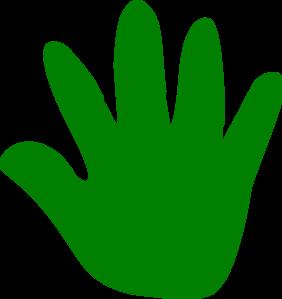 Right Hand clip art - vector clip art online, royalty free ...