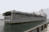 Uss Duluth (lpd 6) Pulls Into Her Berth Clip Art