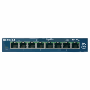 Gigabit Switch Netgear on Netgear Port Gigabit Switch Clip Art   Vector Clip Art Online  Royalty