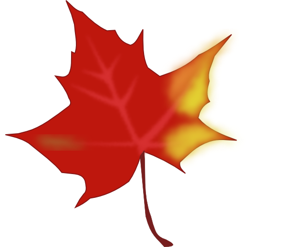 free clip art for fall leaves - photo #8