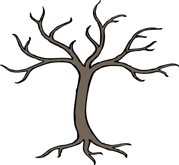 clip art dying tree - photo #2