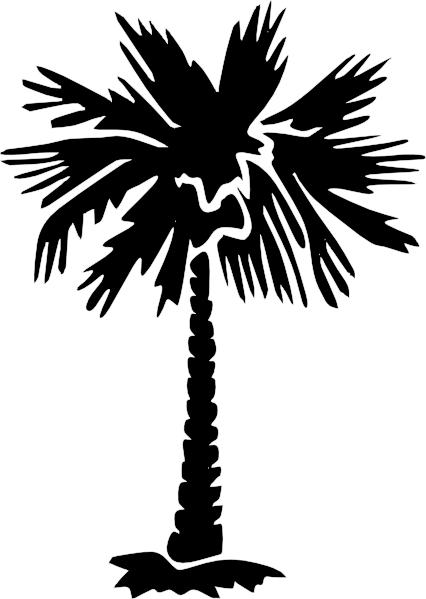 palm trees silhouette png - photo #23