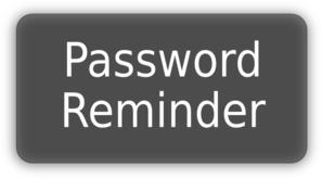 Password Reminder Button Clip Art