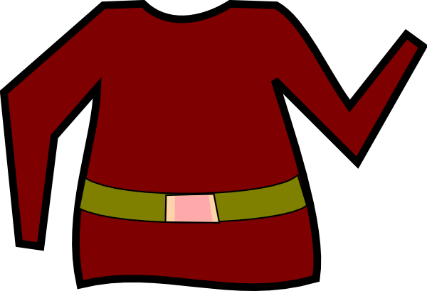 Elf Jacket Clip Art at Clker.com - vector clip art online, royalty ...
