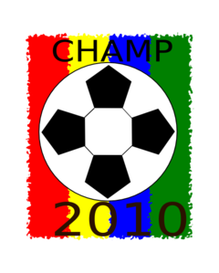 Champ Football Clip Art