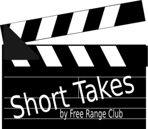 Short Takes Clapper Clip Art