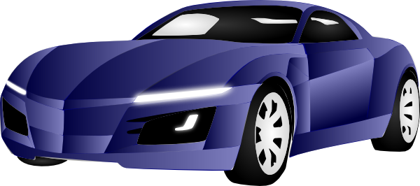 Sports Car Clip Art At Clker Com Vector Clip Art Online
