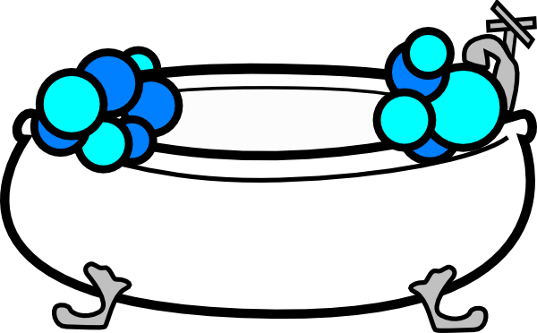 tub clipart black and white. download this image as: tub clipart black and white