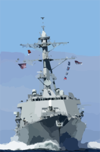 Uss Winston S. Churchill Clip Art