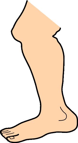 clipart of feet - photo #12