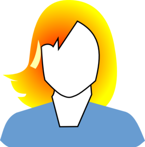 Female Professional 2 Clip Art