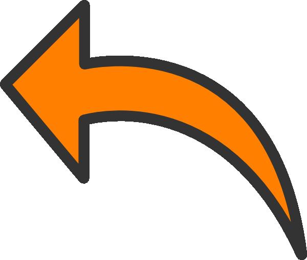 orange arrow clip art at clker com vector clip art online royalty rh clker com clip art arrows free clip art arrows for direction
