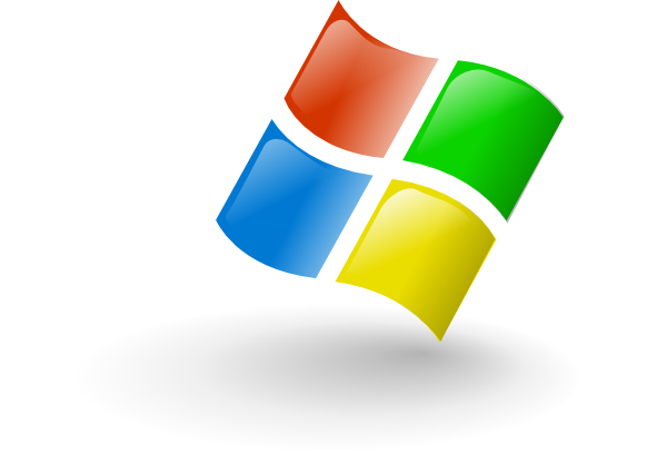 Microsoft Windows Icon 2 Clip Art at Clker.com - vector clip art ...