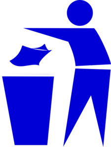 Use Dustbin Clip Art