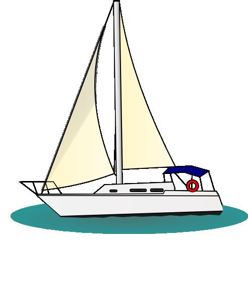 small boat clip art free - photo #28