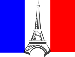 Flag France Clip Art