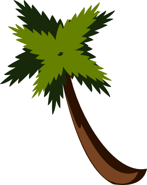 palm tree clip art - photo #42