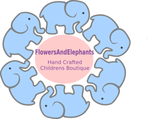 Flowersandelephants Clip Art