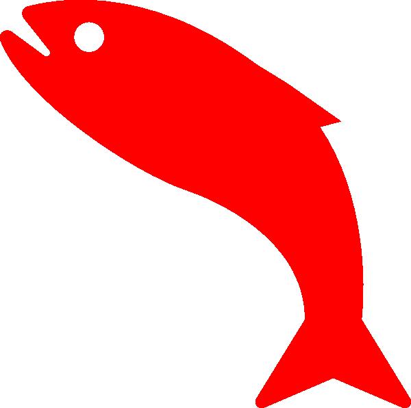red fish clip art at clker com vector clip art online  royalty free   public domain Flowerhorn Fish Store Jack Dempsey Fish