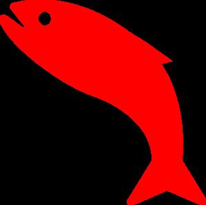 red fish clip art at clker com vector clip art online royalty rh clker com red fish tail clip art red fish tail clip art