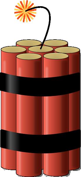 dynamite clip art at clker com vector clip art online royalty rh clker com dynamite explosion clipart dynamite explosion clipart