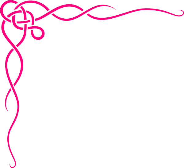 Pink Swirl Clip Art At Clkercom Vector Online