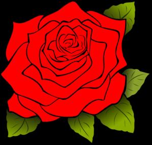 white rose clip art at clker com vector clip art online royalty rh clker com white rose clip art images white rose clip art images