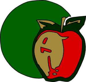 Apple Fruit Plant Clip Art