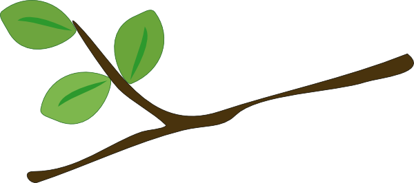 clipart tree with branches - photo #11