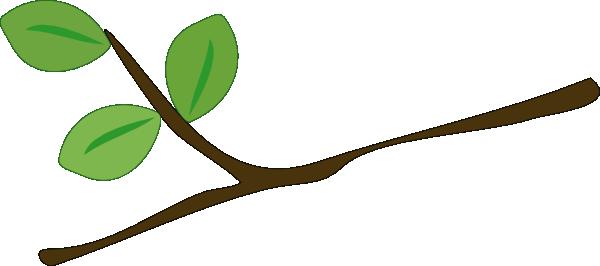Tree Branch Clip Art at Clker.com - vector clip art online ...