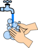 Hand Washing Clip Art
