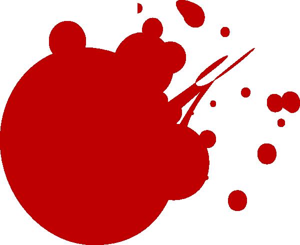 Go Back > Gallery For > Red Splat