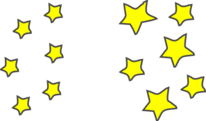 Star Clusters Clip Art