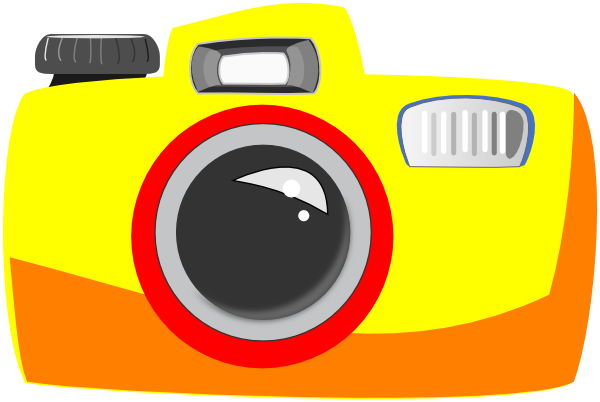 simple camera clip art at clker com