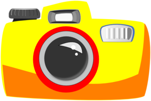 Simple Camera Clip Art at Clker.com - vector clip art online ...