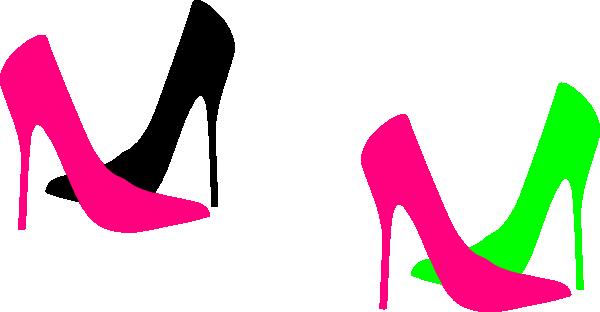 Heels Clip Art at Clker.com - vector clip art online, royalty free ...